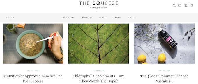 Squeeze Mag