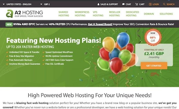 A2 Home Page - What is Host ?