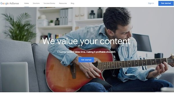 Ad Sense - how can a blog generate income