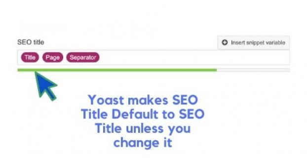 Post Title Defaults to SEO Title