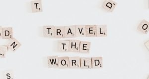Travel the World in tiles - How to come up with a catchy blog name