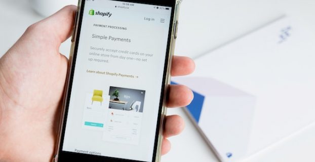 Shopify App on Iphone - Online Business Definition - 3 Most Profitable Options