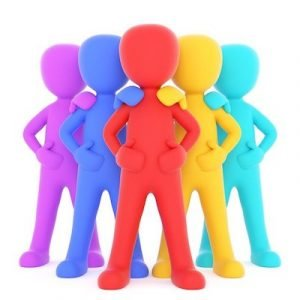 team of people - you need them for scalable business model