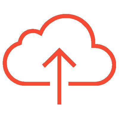 upload to cloud symbol